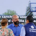 """INAUGURAN CANCHA DE USOS MÚLTIPLES EN """"VILLA DEL CAPULÍN"""""""