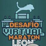 COMUDE LEÓN PRESENTA RETO VIRTUSLT MARATÓN LEÓN 2020